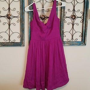 Jcrew Chiffon dress